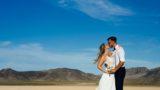 Chapel Wedding und Wüsten-Fotoshooting in Las Vegas