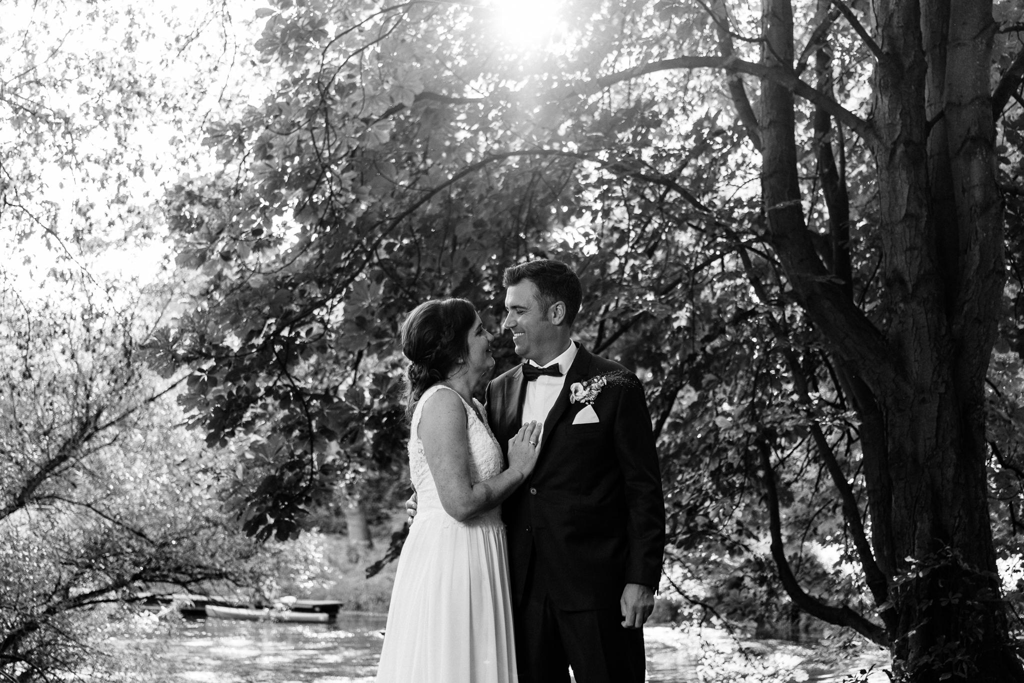 Hochzeitsfotos Walddörfer